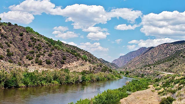 The Rivers, Mountains and Towns of Northern New Mexico