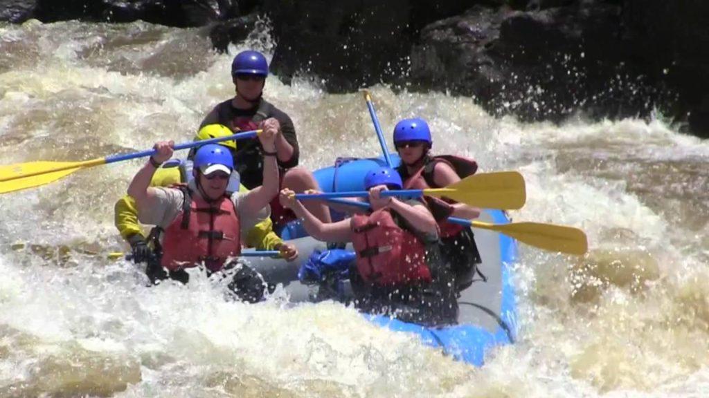 New Wave Rafting - Taos Box NM