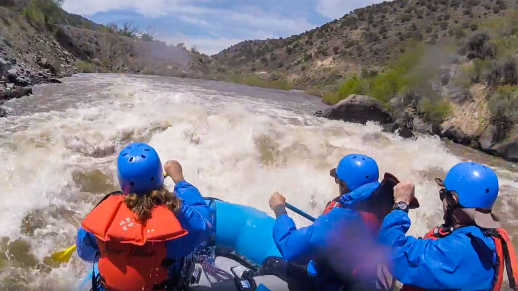 New Wave Rafting Guide Training Program