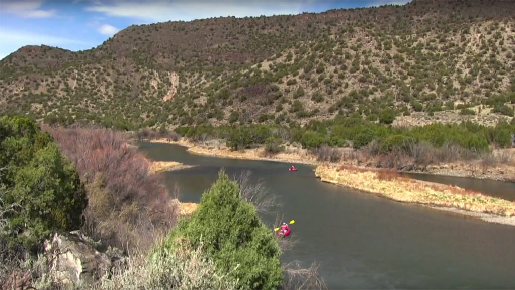 New Wave Rafting - Rio Grande Rafting Trips Compilation