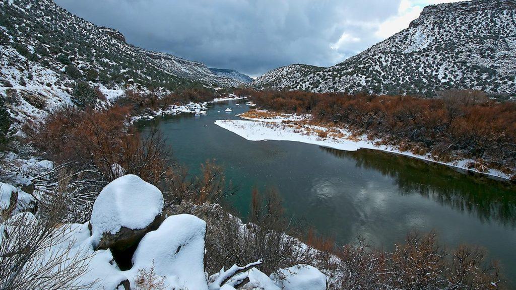 Rio Grande del Norte National Monument - Winter in the Rio Grande del Norte National Monument