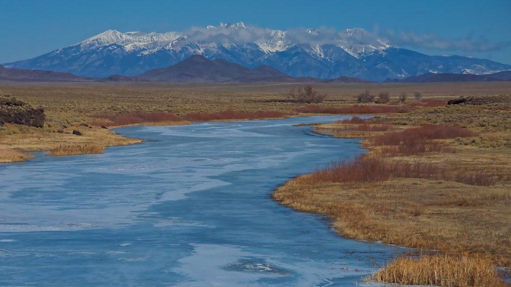 Rio Grande River - Winter on the Rio Grande River